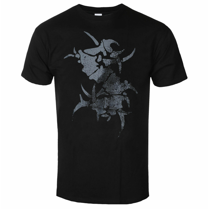 tričko pánské Sepultura - S Logo - Black - INDIEMERCH