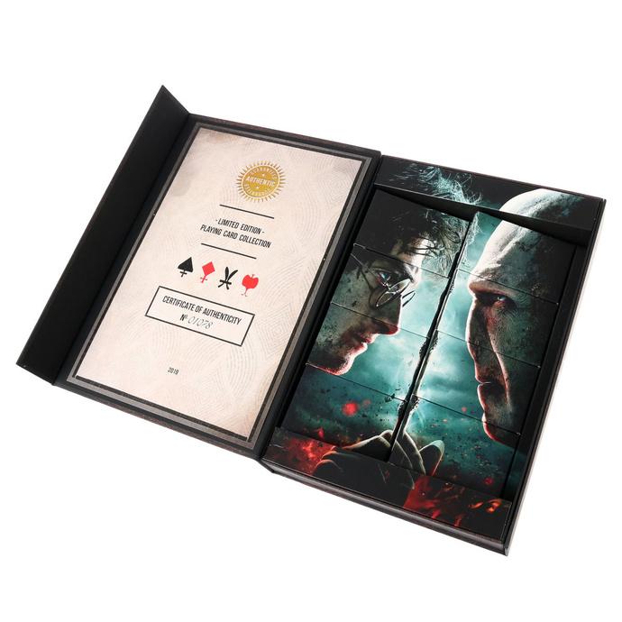 hrací karty (dárkový set) Harry Potter - Collector's Set - Limited Edition
