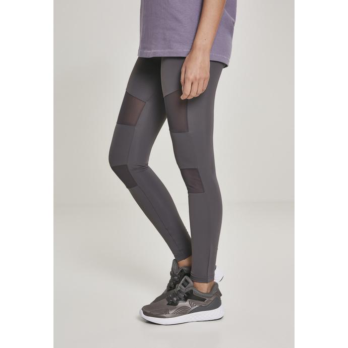 kalhoty dámské (legíny) URBAN CLASSICS - Tech Mesh