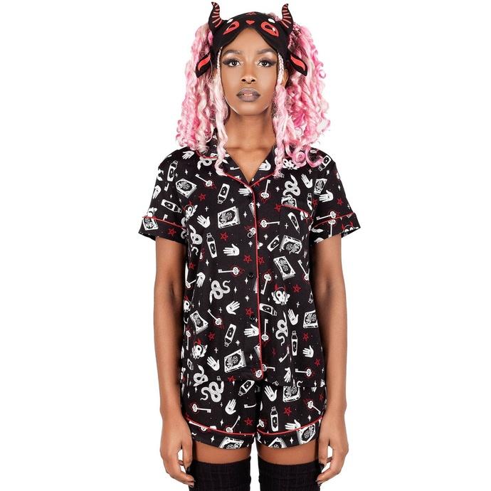 pyžamo dámské KILLSTAR - See U In Hell