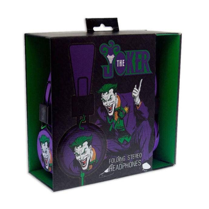 sluchátka Batman - The Joker
