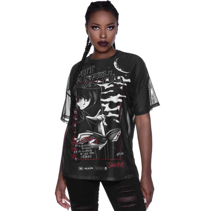 tričko dámské KILLSTAR - Spell Mesh