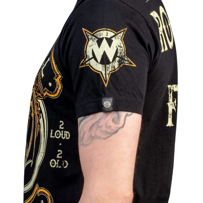tričko pánské WORNSTAR - Rock N Roll Forever