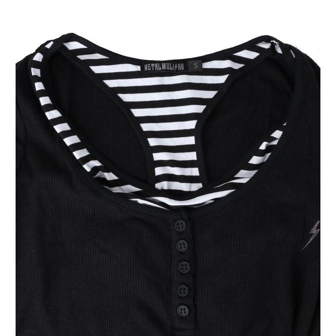 tričko dámské s dlouhým rukávem (tílko) METAL MULISHA - MISTREATED