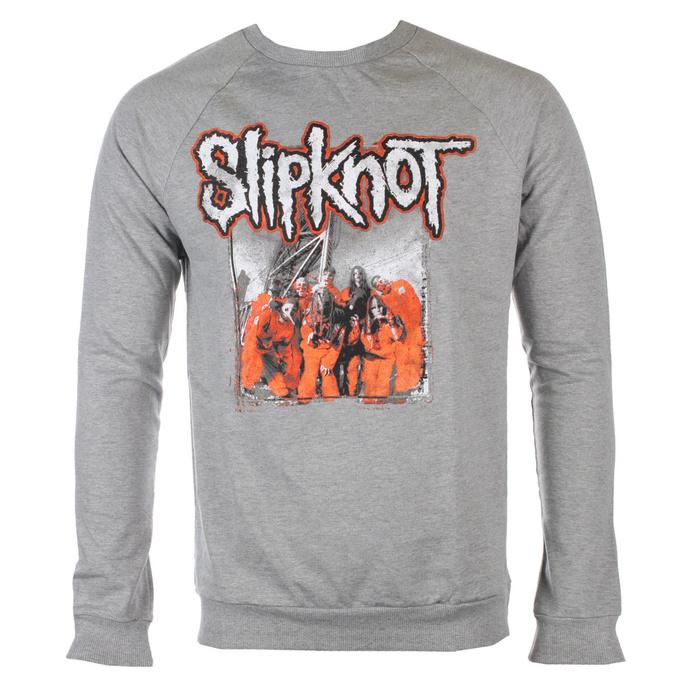 tričko s dlouhým rukávem unisex Slipknot - Self-Titled - GREY - ROCK OFF