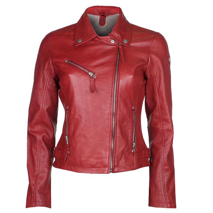 bunda dámská (křivák) GGPasja W20 LNV - red