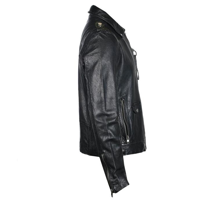 bunda pánská (křivák) G2BGIllon SF LACAV - black