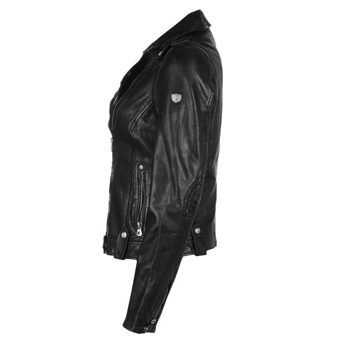bunda dámská (křivák) Famos LAOSV - black