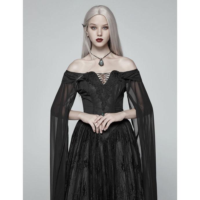 šaty dámské PUNK RAVE - Celestia Gothic