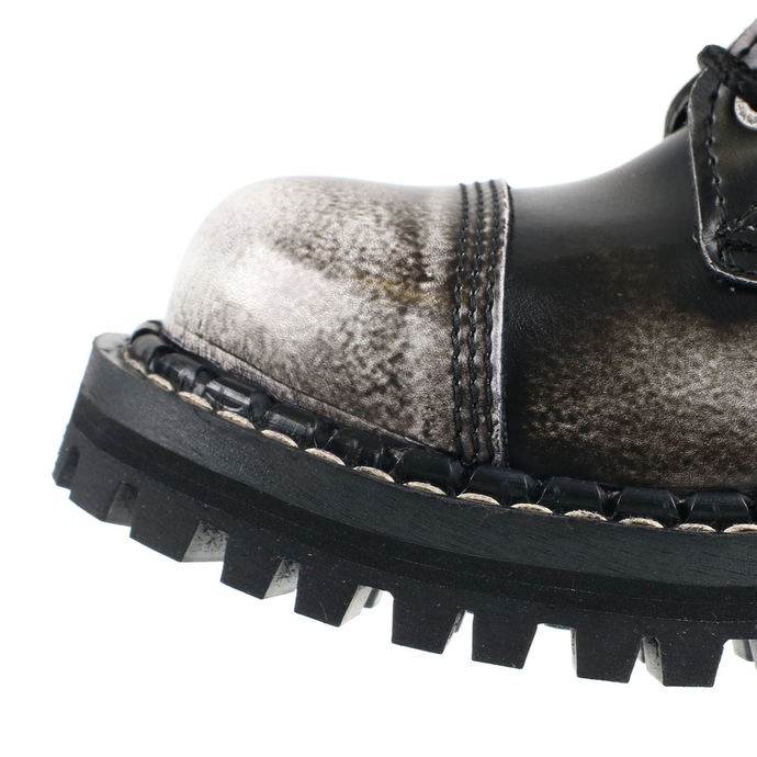 boty STEADY´S - 10 dírkové - White black