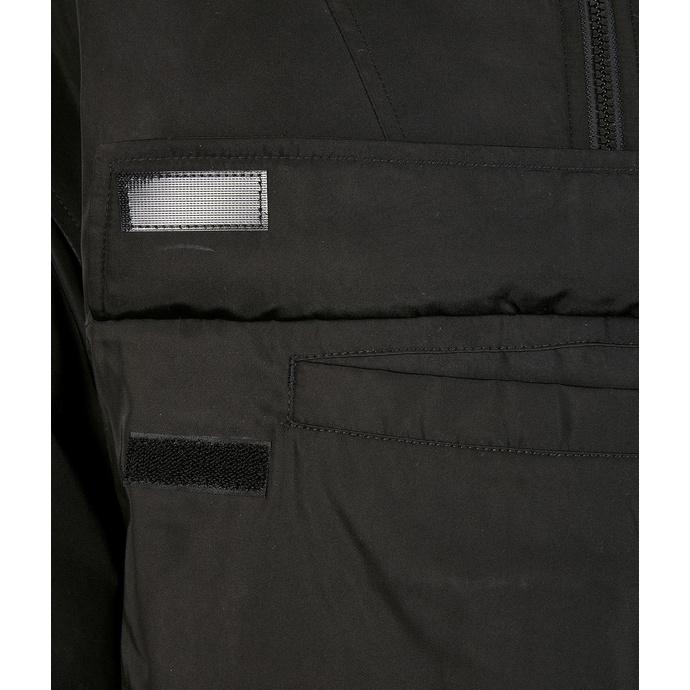 bunda dámská URBAN CLASSICS - Pull Over Jacket - black