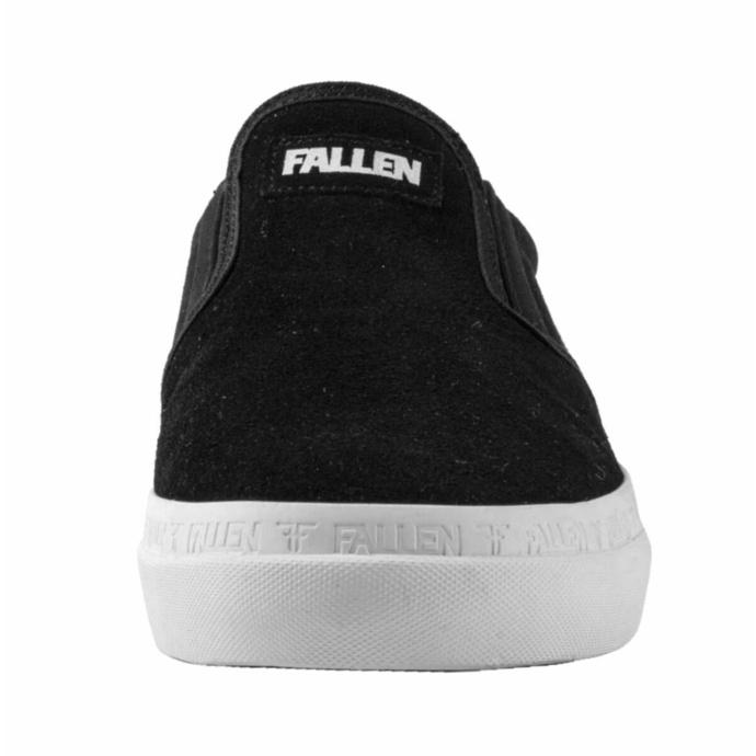 boty FALLEN - The Easy - Black/White
