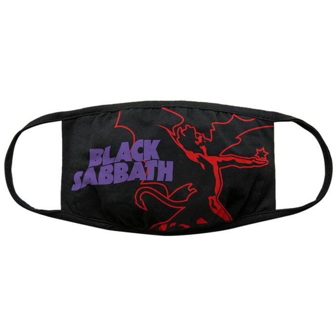 rouška (maska) Black Sabbath - Red Thunder V1 - ROCK OFF