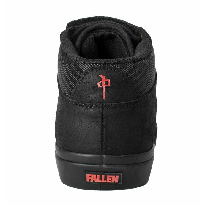 boty pánské FALLEN - Tremont (Mid) X Rds - Black/Red