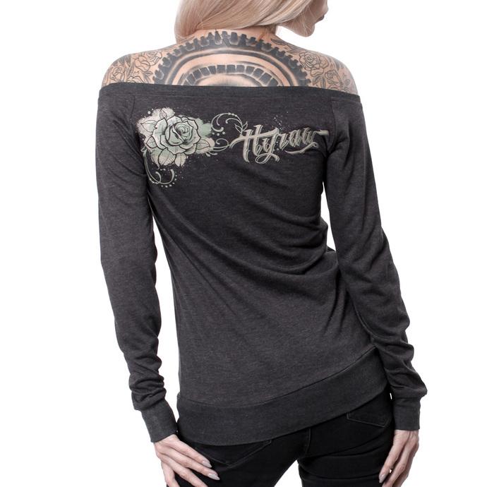 tričko dámské s dlouhým rukávem HYRAW - MYSTERY