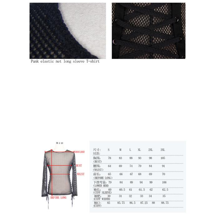 tričko unisex s dlouhým rukávem DEVIL FASHION