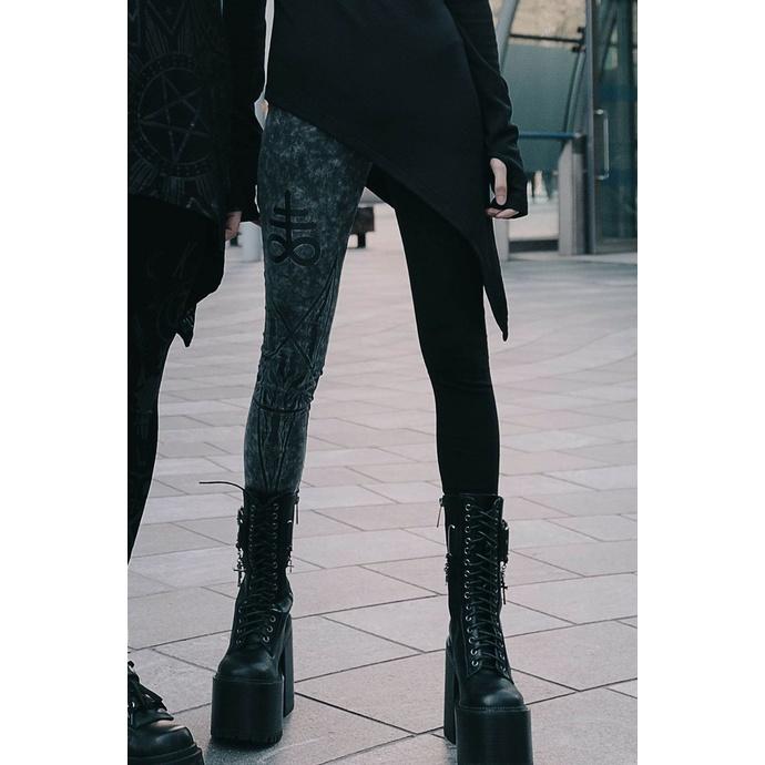 kalhoty dámské (legíny) KILLSTAR - Two-Faced Witch