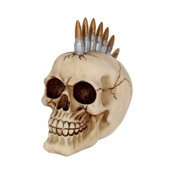 dekorace Skull - Bullet