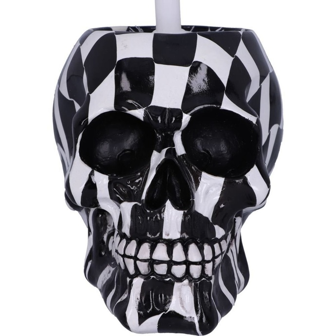 WC štětka Brush with Death - Harlequin