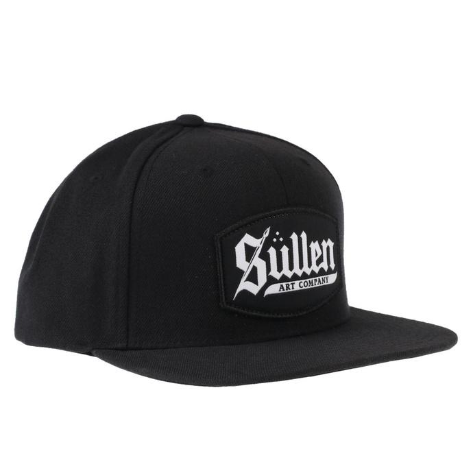 kšiltovka SULLEN - GOTHIC - BLACK