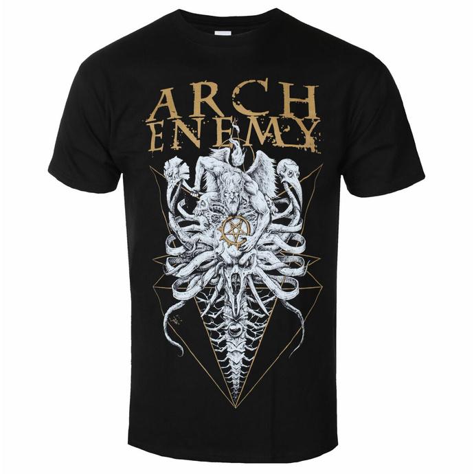 tričko pánské Arch Enemy - A Fight I Must Win Tour 2019
