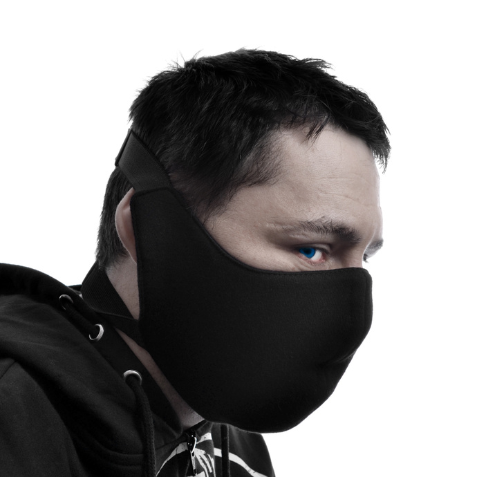 maska (rouška) POIZEN INDUSTRIES - BLACK