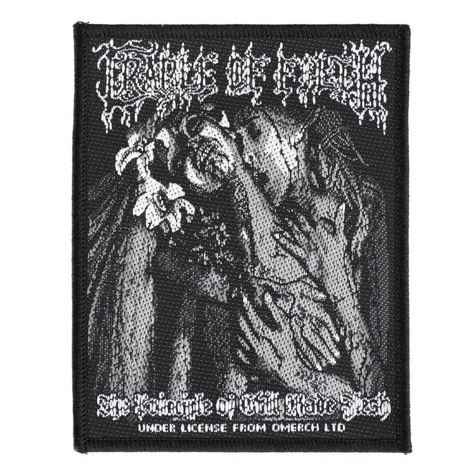 nášivka Cradle Of Filth - The Principle Of Evil - RAZAMATAZ