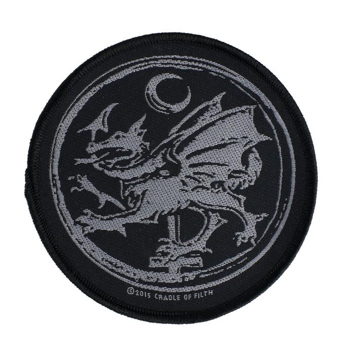 nášivka Cradle Of Filth - Order Of The Dragon - RAZAMATAZ