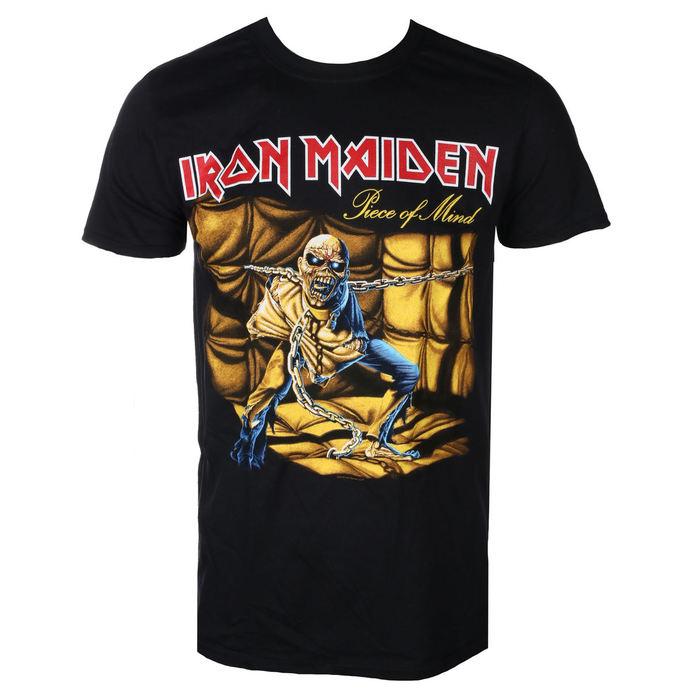 tričko pánské Iron Maiden - Piece of Mind - ROCK OFF