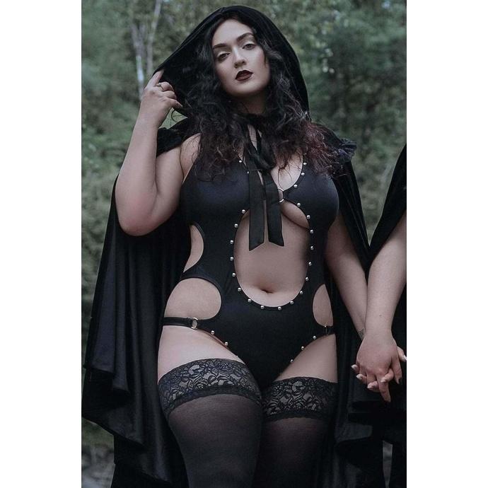plavky dámské KILLSTAR - Vesta Studded
