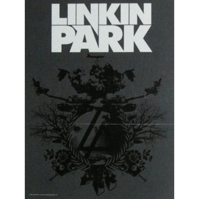 vlajka Linkin Park - Plan B