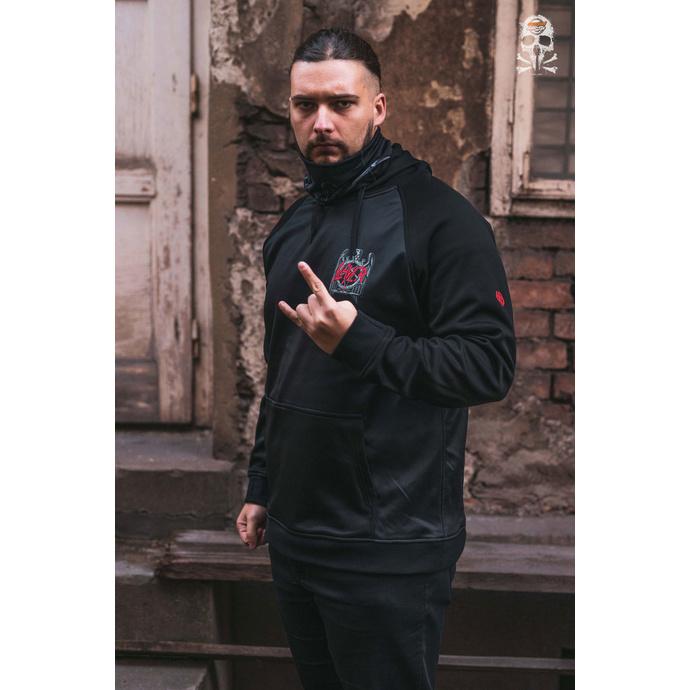 mikina pánská Slayer - Bonded - Black - 686