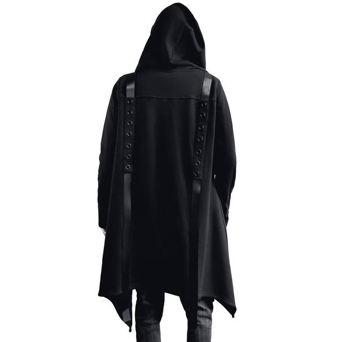 mikina unisex (cardigan) KILLSTAR - Wasteland Cardi - BLACK