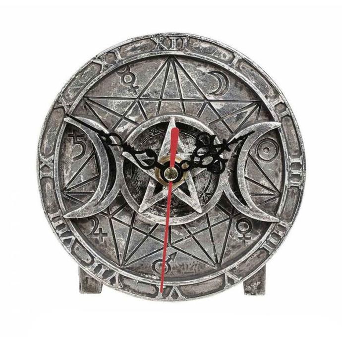 hodiny (dekorace) ALCHEMY GOTHIC - Wiccan