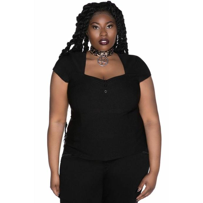 tričko dámské KILLSTAR - Wildling - BLACK