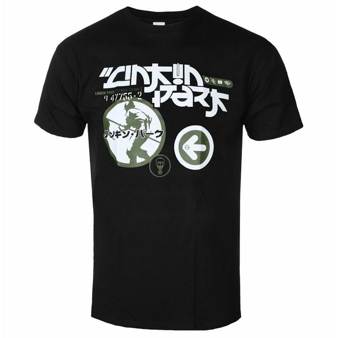 tričko pánské LINKIN PARK - JPN soldier