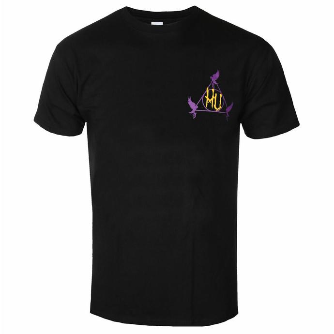 tričko pánské HOLLYWOOD UNDEAD - Purple and gold