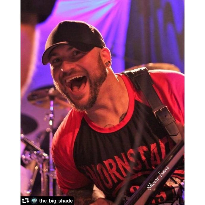 tričko pánské s 3/4 rukávem WORNSTAR - Live Life Loud