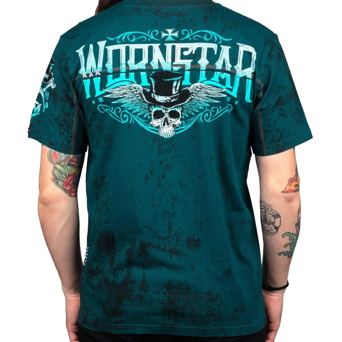 tričko pánské WORNSTAR - Elegantly Wasted