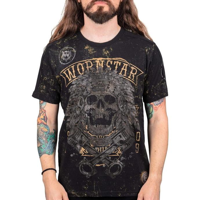tričko pánské WORNSTAR - Native Thunder