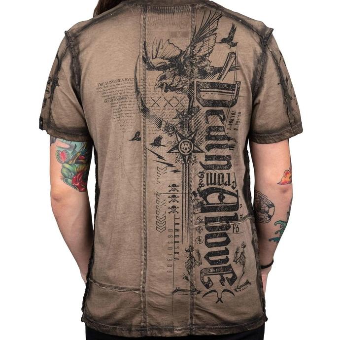tričko pánské WORNSTAR - Tunguska
