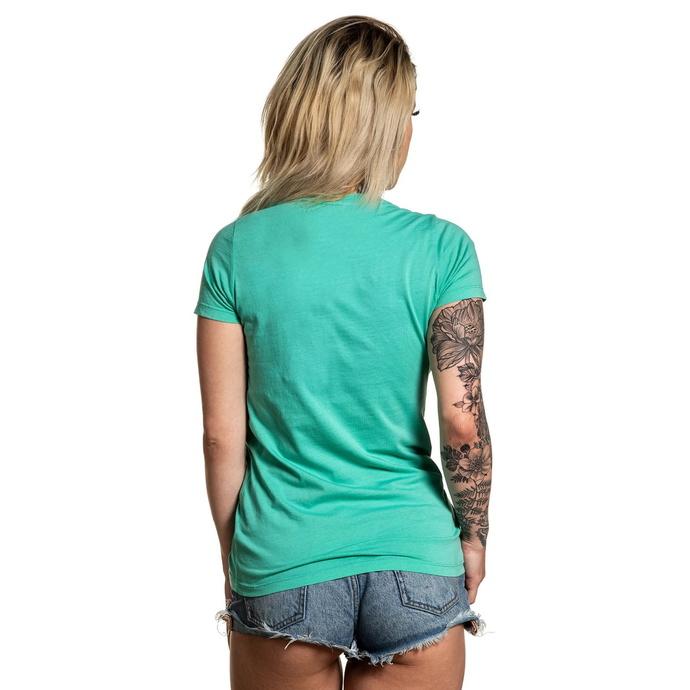 tričko dámské SULLEN - SWITCHED ON - FLORIDA KEYS
