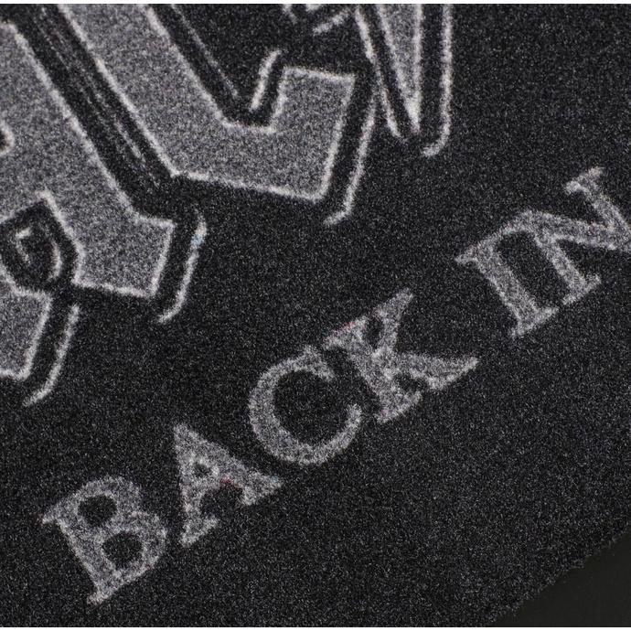 rohožka AC/DC - Back In Black - ROCKBITES