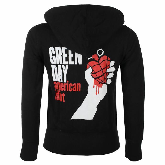 mikina dámská Green Day - American Idiot- ROCK OFF