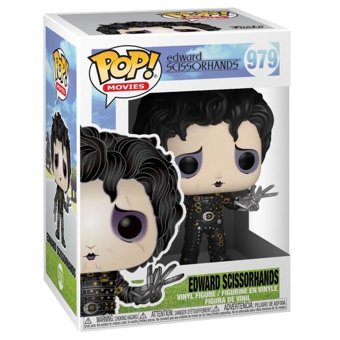 figurka Střihoruký Edward - POP!