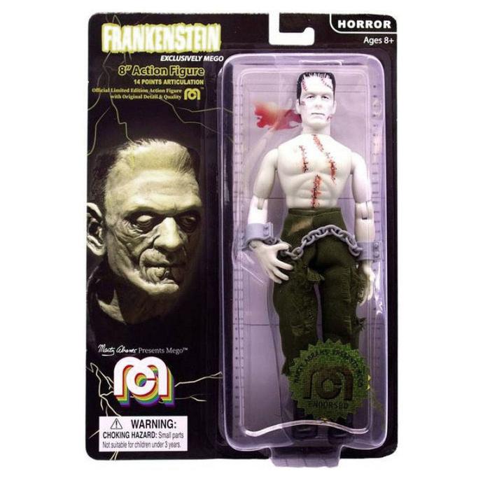 figurka Frankenstein - Bare Chest