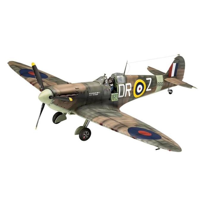 dekorace (model letadla) Iron Maiden - Model Kit 1/32 Spitfire Mk.II