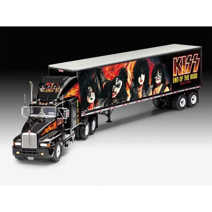 dekorace (model) Kiss - Model Kit 1/32 Tour Truck