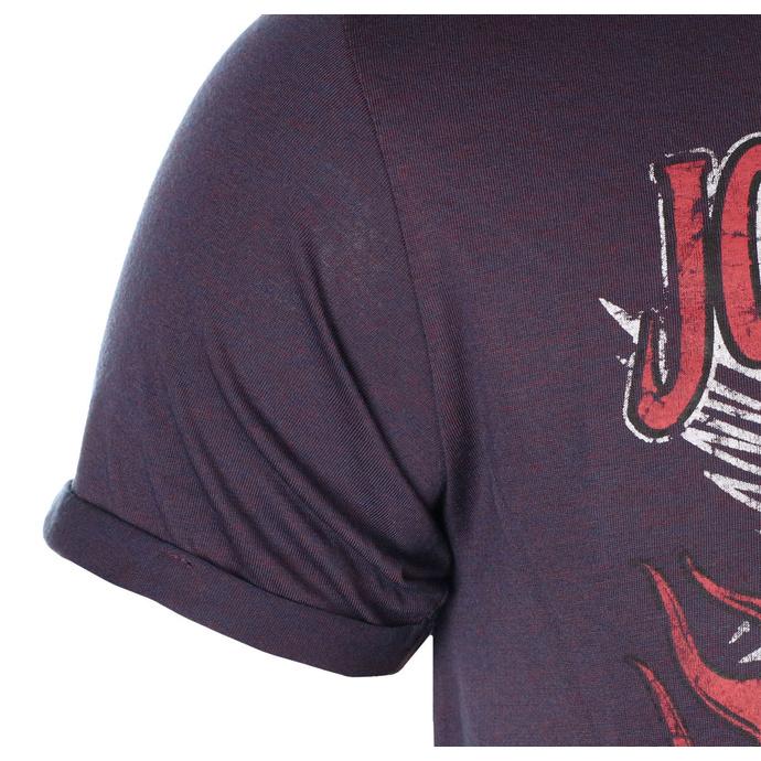 tričko pánské Johnny Cash - Ring Of Fire BO - ROCK OFF