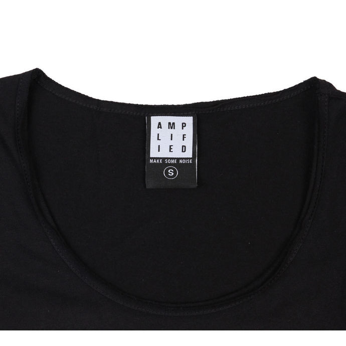 tričko dámské BLACK SABBATH - BLACK - AMPLIFIED
